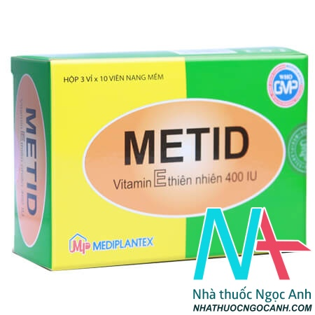 Thuốc Metid giá bao nhiêu