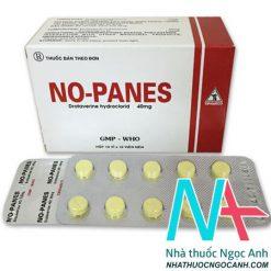 Thuốc No panes