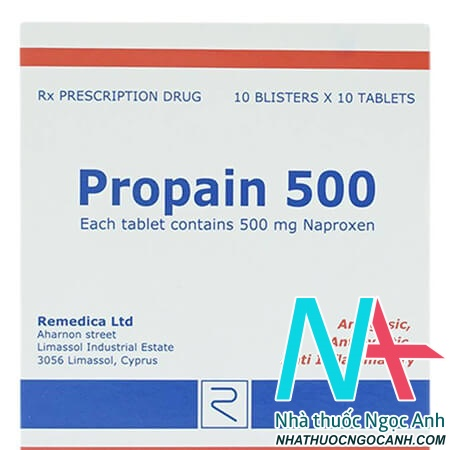 Thuốc Propain 500