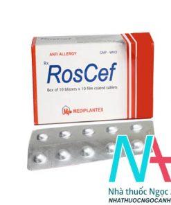 Thuốc Roscef