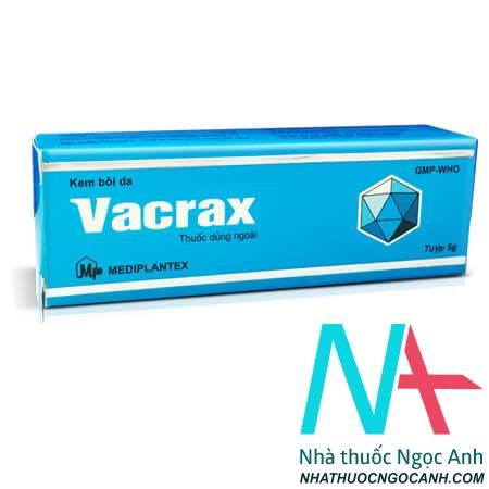 Thuốc Vacrax