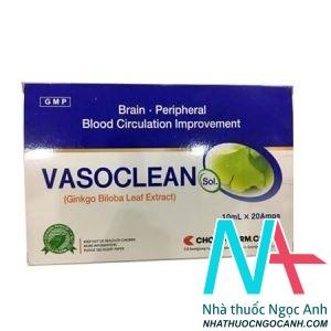 Thuốc Vasoclean Sol