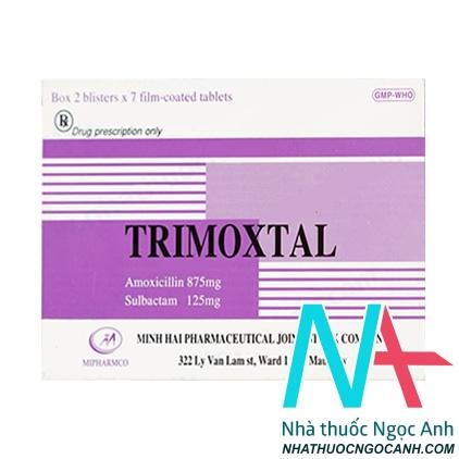 Thuốc Trimoxtal