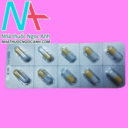 Vỉ thuốc tamiflu