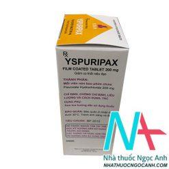 yspuripax là thuốc gì