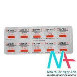thuốc Zapnex 5