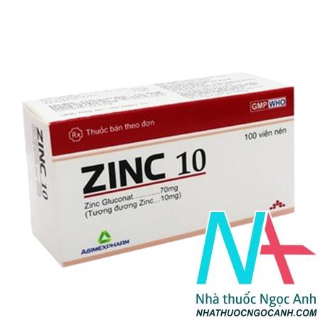 Zinc 10