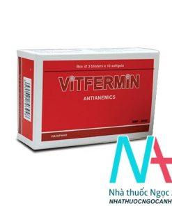 Thuốc Vitfermin
