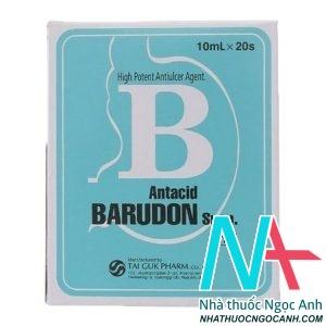 B Barudon Susp.