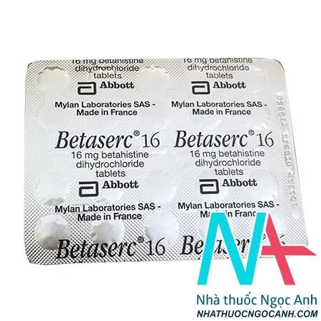 Betaserc 1