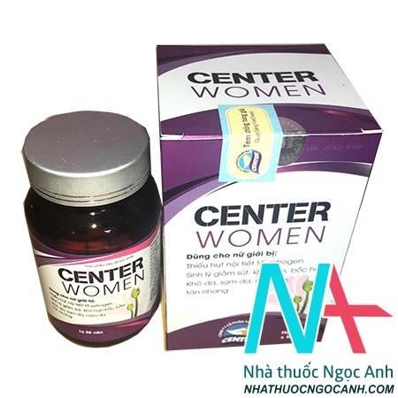 Center Women