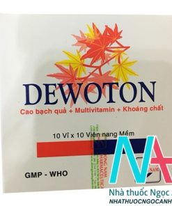 dewoton mua ở đâu