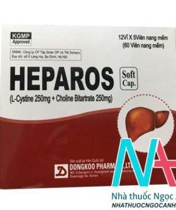 Heparos là thuốc gì