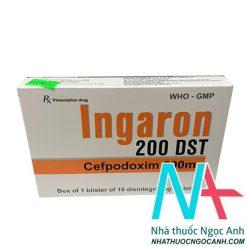 Thuốc Ingaron
