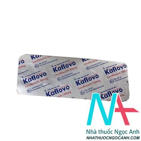 Kaflovo 500 là thuốc gì