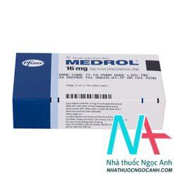 medrol 16mg là thuốc gì