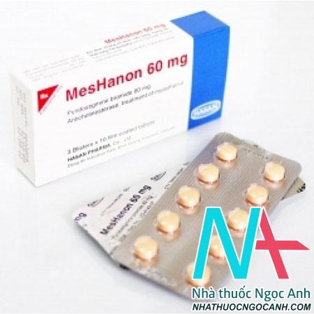 Thuốc Meshanon