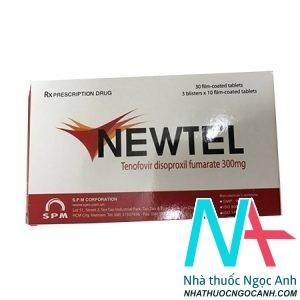 newtel là thuốc gì