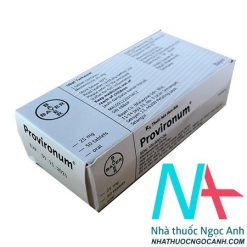 thuốc Provironum giá bao nhiêu