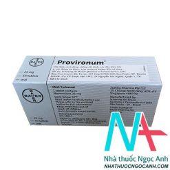 thuốc Provironum mua ở đâu