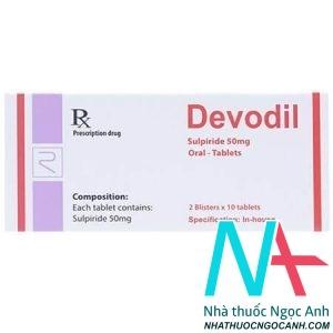 Thuốc Devodil