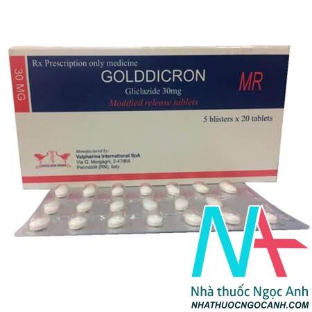 Thuốc Golddicron