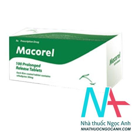 Thuốc Macorel