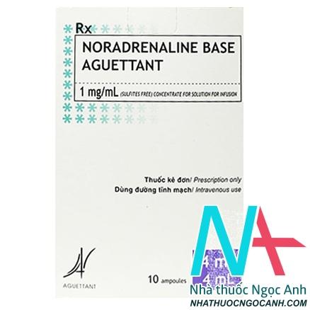 Noradrenaline Aguettant