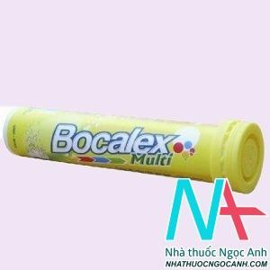 Hình ảnh: Viên sủi Bocalex Multi