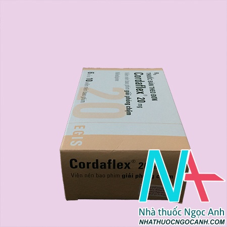 Cordaflex là thuốc gì