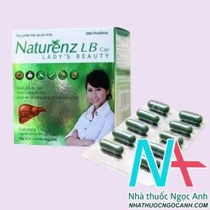 NATURENZ_LB_Cap là thuốc gì