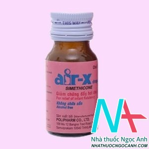 Air - X drops 15ml