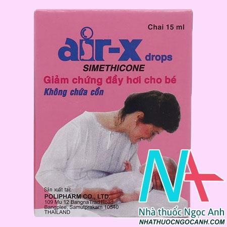 Air - X drops 15ml