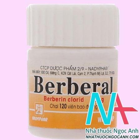 Berberal 10mg