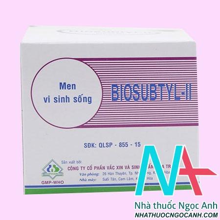 Biosubtyl-II 1g