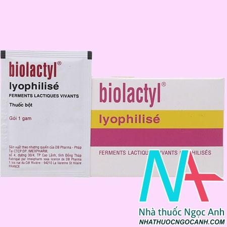 Biolactyl Lyophilisé 1g