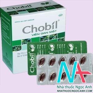 Hình ảnh: Thuốc Chobil