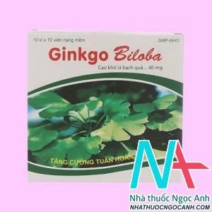 Ginkgo Biloba 40mg