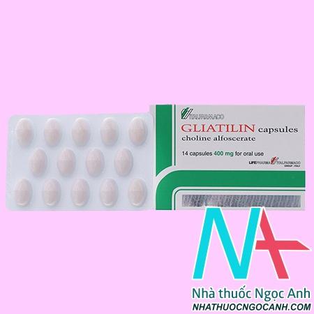 Gliatilin có tác dụng gì