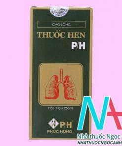 Thuốc hen P/H