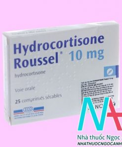 Hydrocortison Roussel 10mg