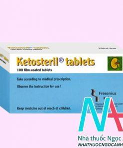 ketosteril tablets giá bao nhiêu