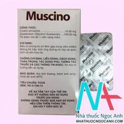 muscino là thuốc gì