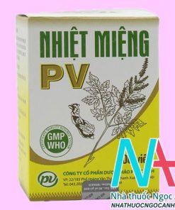 Nhiệt Miệng PV