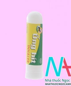 Ống Hít Inhaler