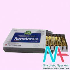 Thuốc Ronalamin là thuốc gì