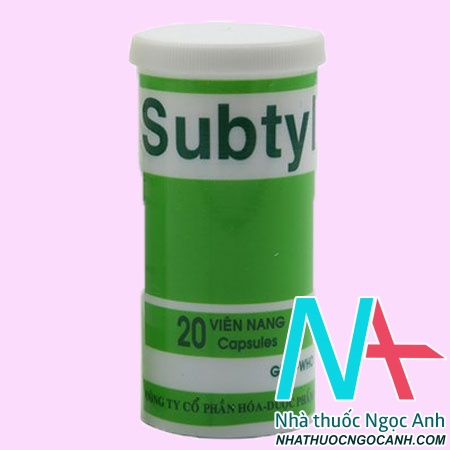 Subtyl