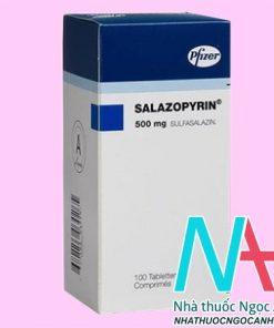 Thuốc Salazopyrin