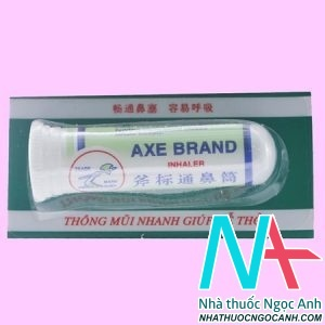 Axe Brand Inhaler