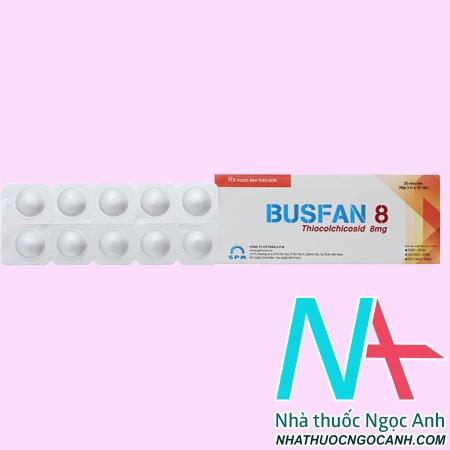 Thuốc Busfan